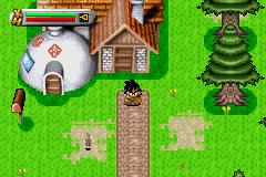 Dragon Ball Z - The Legacy of Goku -  - User Screenshot
